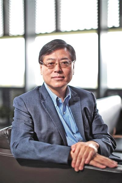 杨元庆 5G让社会走上智能化快车道